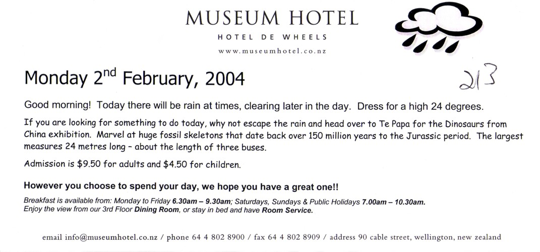 Index of subscriberapril 2004 hotel letterg stopboris Choice Image